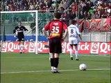 10/05/03 : Dominique Arribagé (24') : Rennes - Strasbourg (2-3)