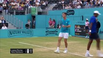 Andy Murray wins Queens Club doubles with Feliciano Lopez on his tennis comeback