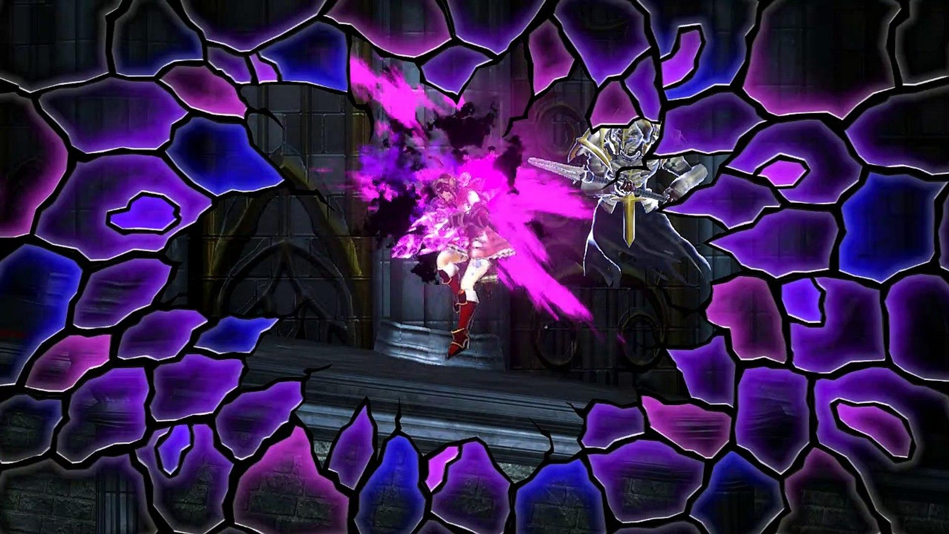 Bloodstained ROTN,Gameplay Español 7, Los dragones gemelos y el bromuro de plata para las fotos