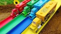 Lightning McQueen Pixar Mack truck Disney cars 3 - PinkFongFongToys