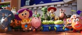 Toy Story 4 - Extrait du film - Poubelle !