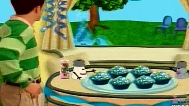 Blues Clues S02E09 - Blue's Big Birthday