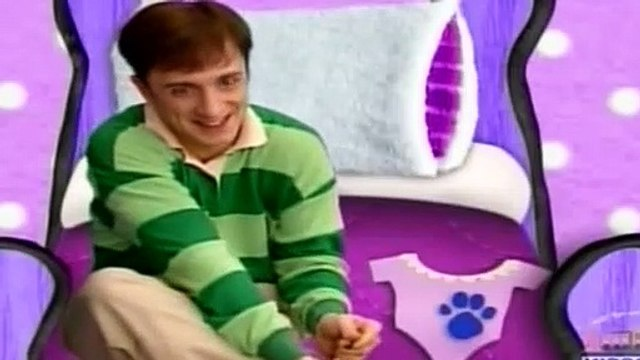 Blues Clues Season 2 Episode 6 - What Was Blue's Dream About