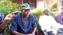 L'imam Nanfo Diaby accueilli à Siguiri