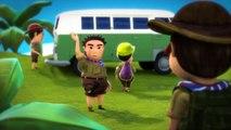 Oko Lele - All Episodes (1-5) - animated short CGI - funny cartoon - Super