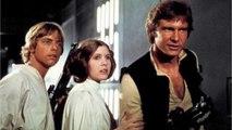 """Mark Hamill Laments Luke Skywalker's """"Droopy Pants"""""""