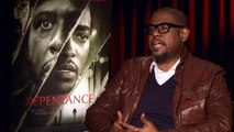 "FOREST WHITAKER - INTERVIEW VO  (Promo Film ""Repentance"")"