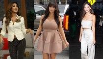نجمات أخطأن في اختيار الأزياء فبدون أقصر وأكثر امتلاءً