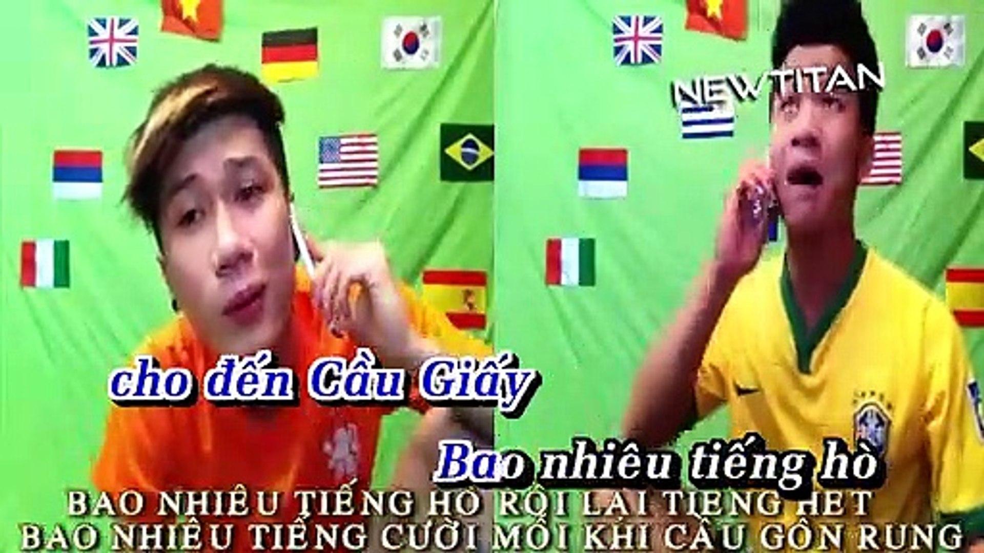 [Karaoke] Em Của Mùa World Cup - Leg Ft. Duy Nam [Beat]