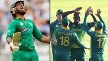 ICC Cricket World Cup 2019: Sarfaraz, Who Came To Bat At 8th Place In South Africa VS Pak Match