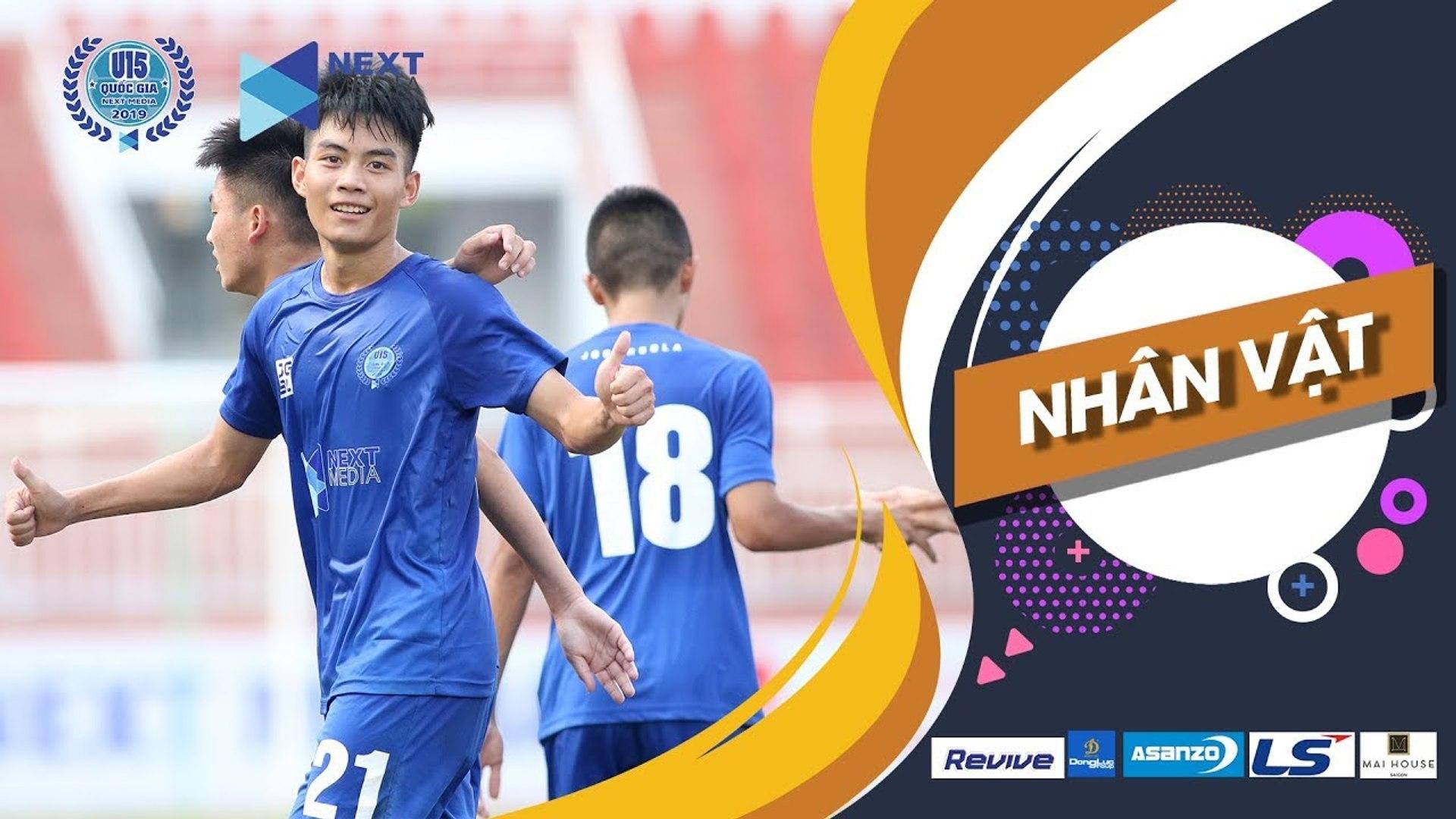 Bùi Văn Nội - ngôi sao trẻ mới của lò Thể Công   VFF Channel