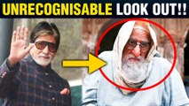 Amitabh Bachchan's UNRECOGNISABLE Look From His Next Film Out | Gulabo Sitabo