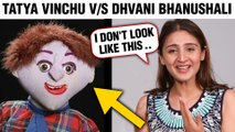 Dhvani Bhanushali SHOCKING Reaction To Tatya Vinchu Memes | EXCLUSIVE INTERVIEW