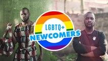 LGBTQ +: le réfugié créateur de mode du Kenya