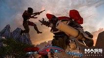 Mass Effect Andromeda  - Trailer de gameplay