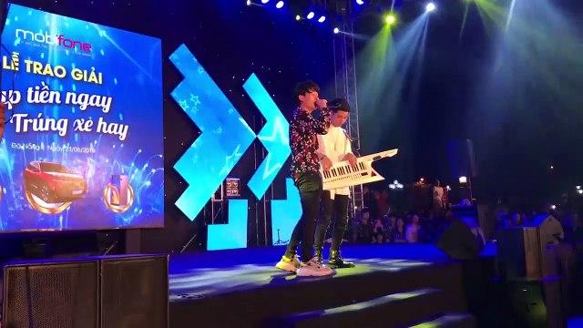 JACK Và K-ICM Live Sóng Gió Đốn Tim Fan Tại Đà Nẵng