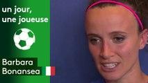 Un jour, une joueuse : Barbara Bonansea (Italie)