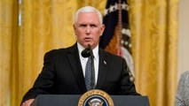 Pence Thinks Toothbrushes, Blankets And Medicine Are Basic Necessities For Migrant Children