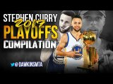 Stephen Curry COMPLETE 2017 Playoffs Highlights - 28 PPG, 6.7 APG, 6 RPG-