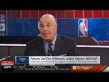Seth Greenberg on Pelicans add Zion Williamson, Jaxson Hayes in NBA Draft