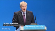 Brexit Dominates as Johnson, Hunt Make Leadership Pitches