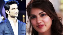 Sushant Singh Rajput gets interesting comment from Rhea Chakraborty for his recent post | FilmiBeat