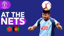 BAN v AFG - At The Nets - ICC Cricket World Cup 2019