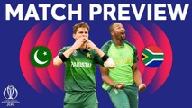 Match Preview - Pakistan v South Africa - ICC Cricket World Cup 2019