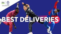 UberEats Best Deliveries of the Day - India vs Afghanistan - ICC Cricket World Cup 2019