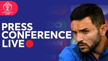 Post Match Press Conference India VS Afghanistan - ICC Cricket World Cup 2019