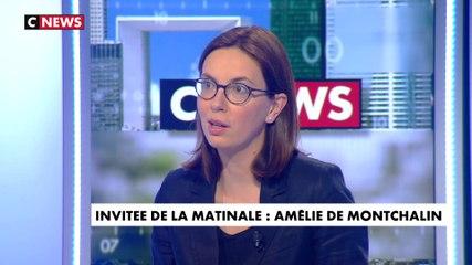 Amélie de Montchalin - CNews lundi 24 juin 2019
