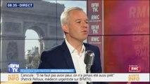 """Pour François de Rugy, la canicule est """"une conséquence palpable du réchauffement climatique"""""""