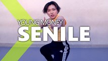 Young Money - Senile ft. Tyga, Nicki Minaj, Lil Wayne LIGI Choreography.