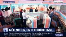 L'édito de Christophe Barbier: Mélenchon, un retour offensif