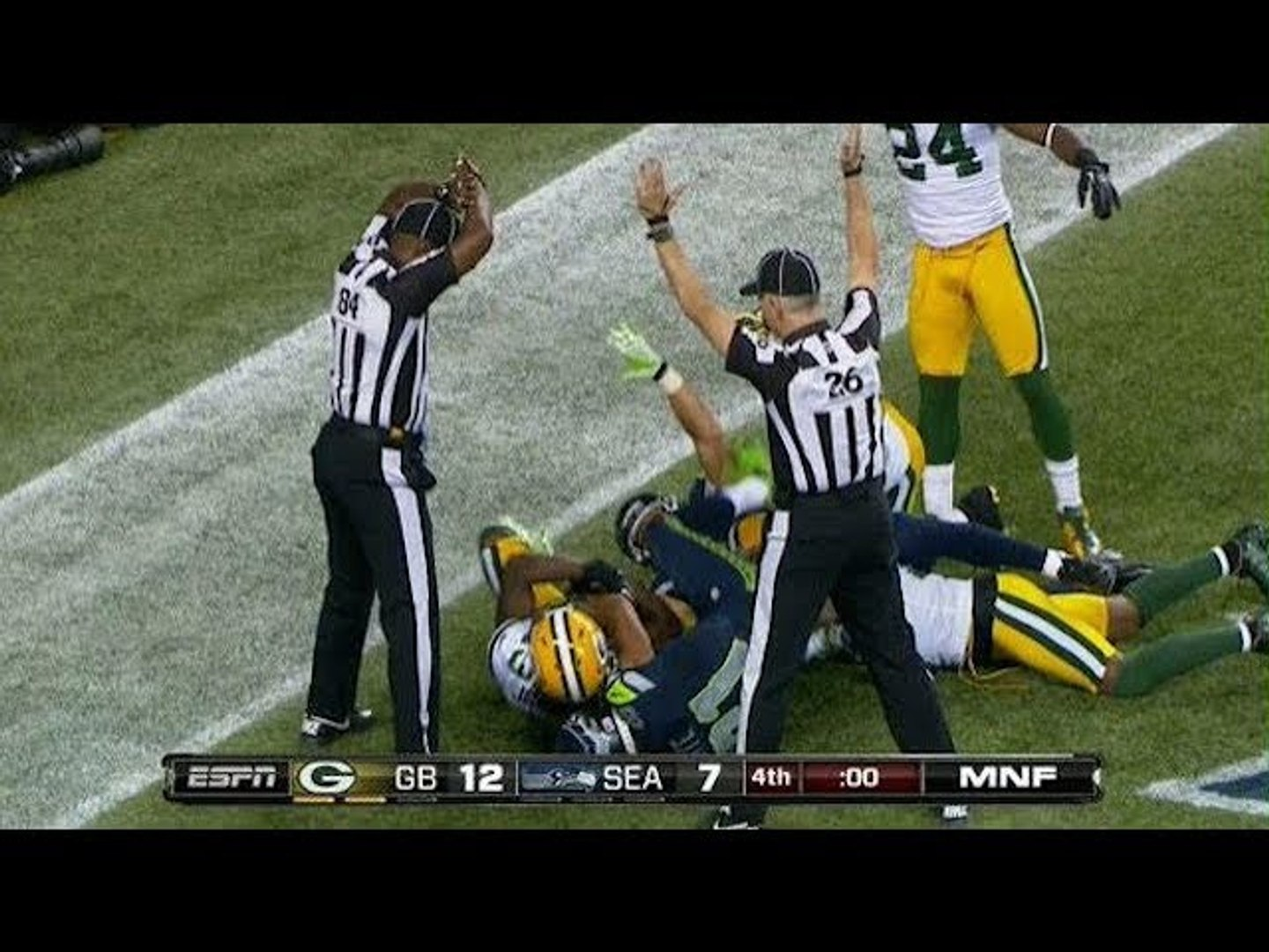 The Worst Calls in NFL History - Part 1