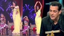 Super Dancer Chapter 3: Katrina Kaif fails to match Rupsa Batabyal's step | FilmiBeat