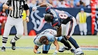 NFL Ejections Compilation – Part 1 (Fights, Cheap Shots, – More-)