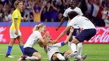 Frauen-Fußball-WM: Frankreich und England im Viertelfinale