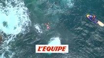 Gary Hunt et Rhiannan Iffland vainqueurs aux Açores - Adrénaline - Plongeon extrême