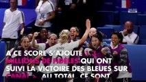 Coupe du monde féminine : les Bleues ont (encore) explosé les records d'audience