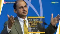RBI Deputy Governor Viral Acharya resigns 6 months ahead of term end