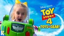 TOY STORY 4 Movie Gear Test - Toys Review for Kids- - KIDCITY