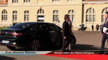 Sommet des deux rives à Marseille : Jean-Yves le Drian accueille ses homologues étrangers