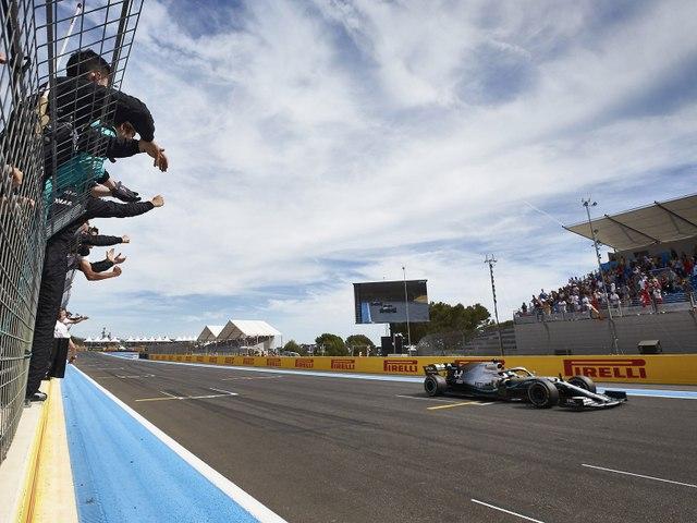 F1 France 2019 : Classements Grand Prix et championnats
