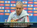 Copa America - Rueda veut prendre exemple sur Liverpool