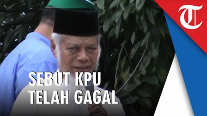 Mantan Penasehat KPK Sebut KPU Gagal Melaksanakan Tugas di Pemilu 2019