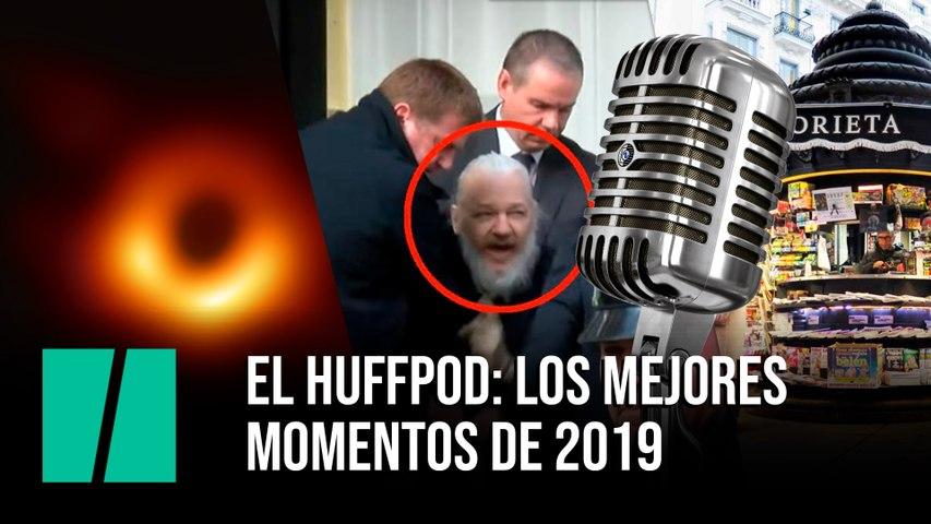 EL HUFFPOST: Lo MEJOR de 2019   HuffPod 1x10