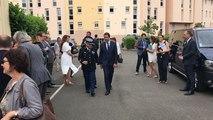 Police et gendarmerie de proximité: visite du ministre au Mans