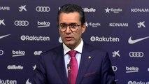 """El FC Barcelona estudia llevar a cabo una """"acción"""" en la final de la Copa del Rey por el """"clima excepcional"""" que vive Cataluña"""