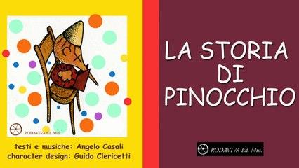 Angelo Casali - LA STORIA DI PINOCCHIO